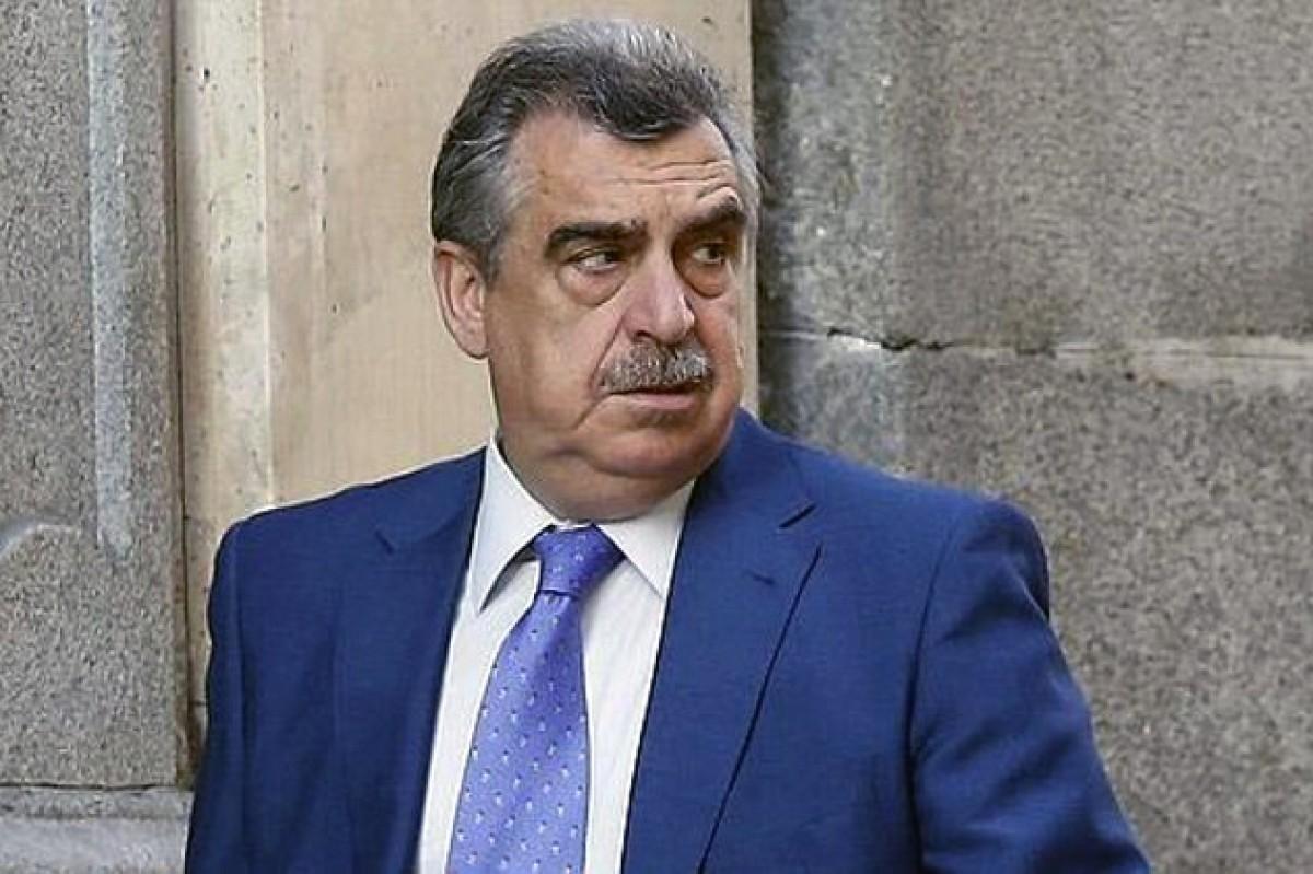 El jutge Ismael Moreno