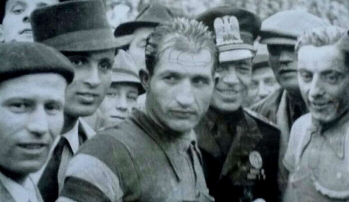 Gino Bartali i Fausto Coppi, en una imatge de 1940