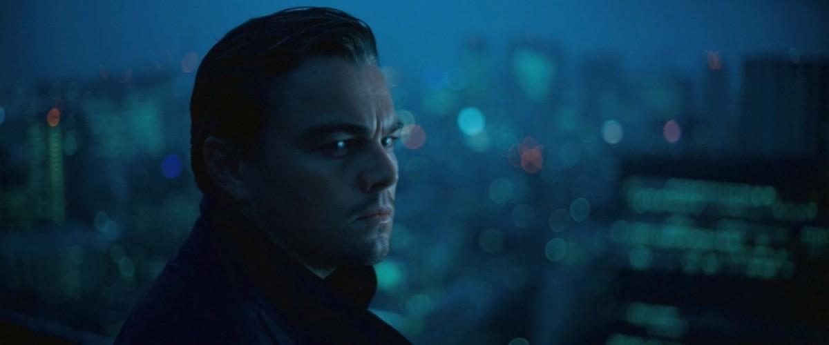 Leonardo di Caprio, en una escena d''Origen'