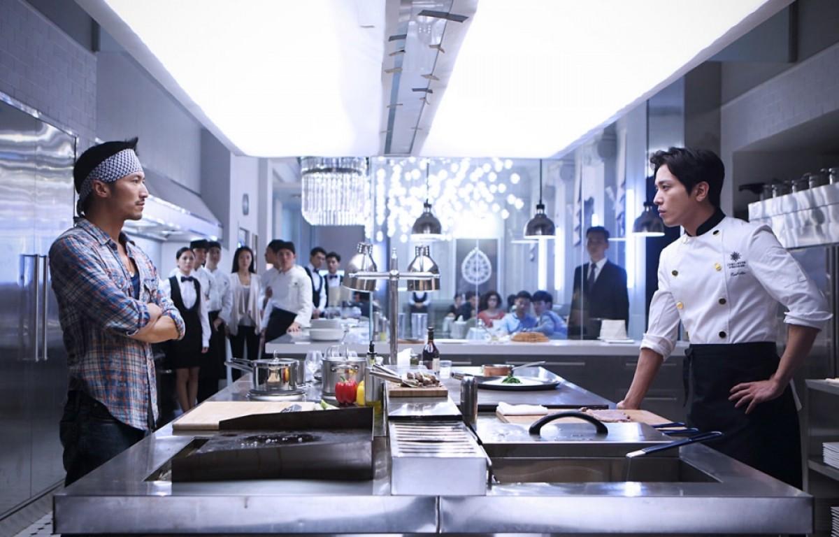 Imatge de 'Cook up a Storm', la pel·lícula que es projectarà en la sessió inaugural
