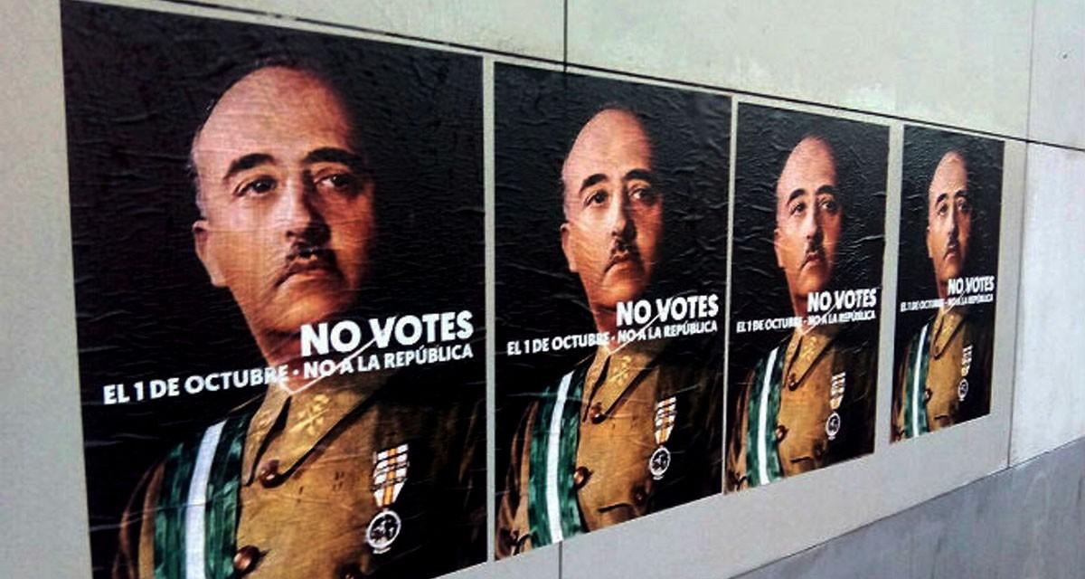 Cartells de la campanya República des de Baix