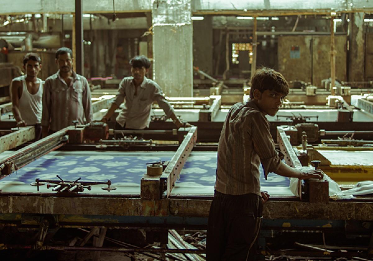 Fotograma de 'Machines', que es pojecta aquest dijous i diumenge a l'Ateneu de Manlleu