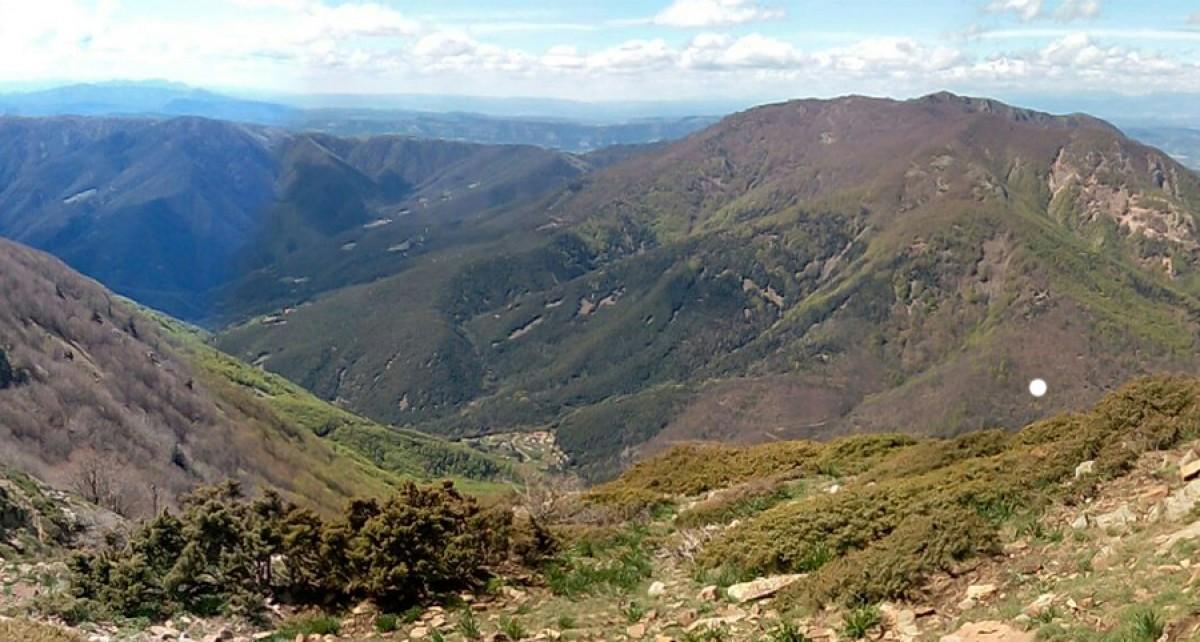 La vall alta de la Tordera és un dels espais de màxima protecció del Parc Natural
