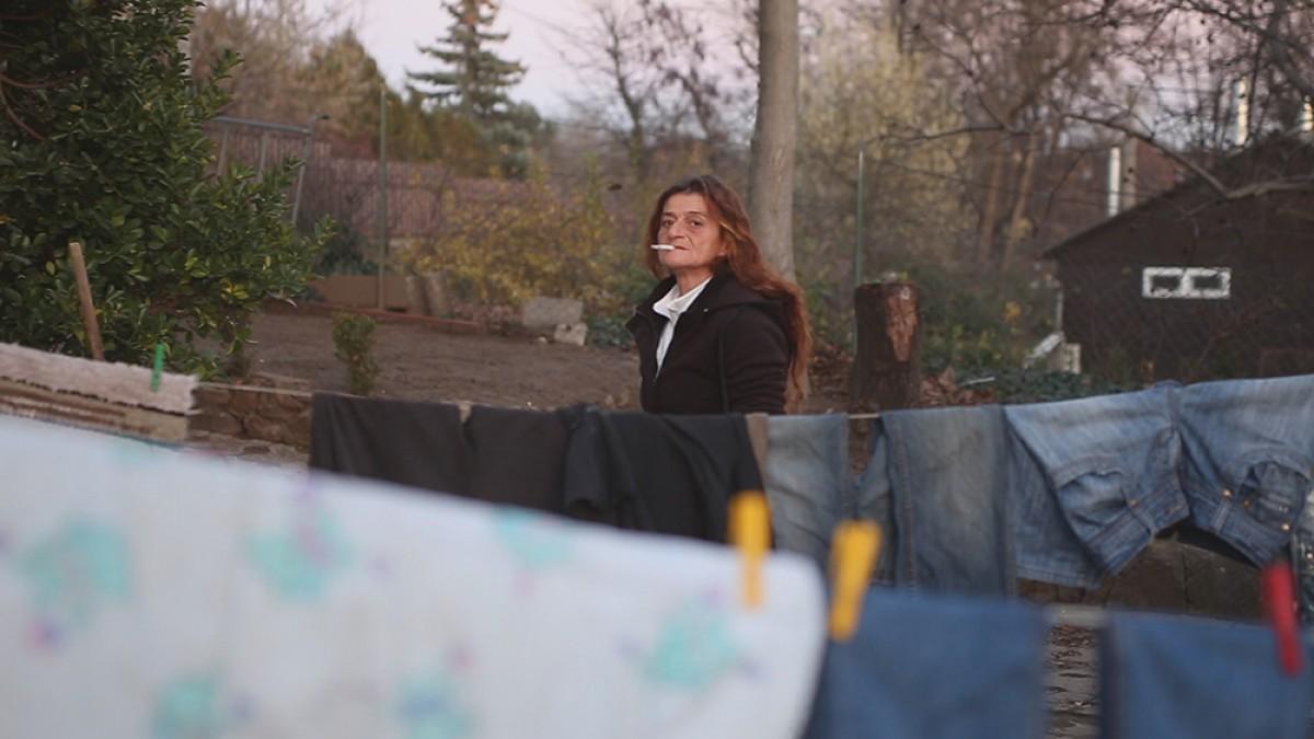 Fotograma d''A Woman Captured', que s'estrena aquest dissabte al Vigatà
