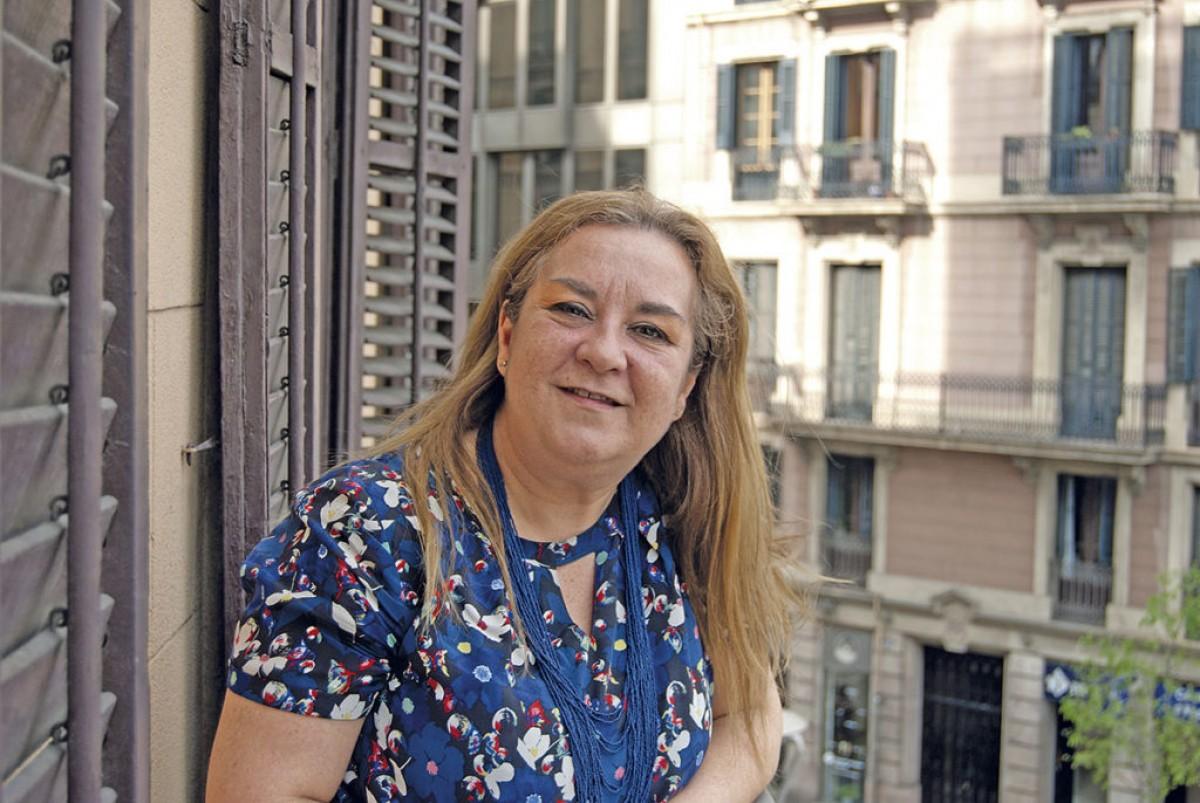 Cristina Grau, advocada