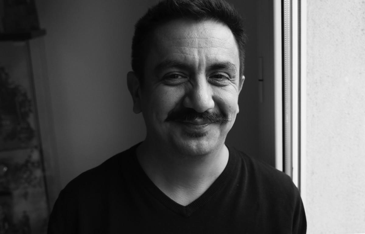 Efraín Foglia, dissenyador, investigador i membre de la comunitat guifi.net
