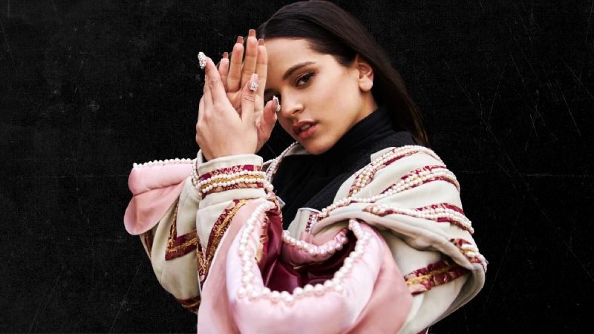 La cantant Rosalía, que el 2018 va presentar el projecte 'El mal querer'