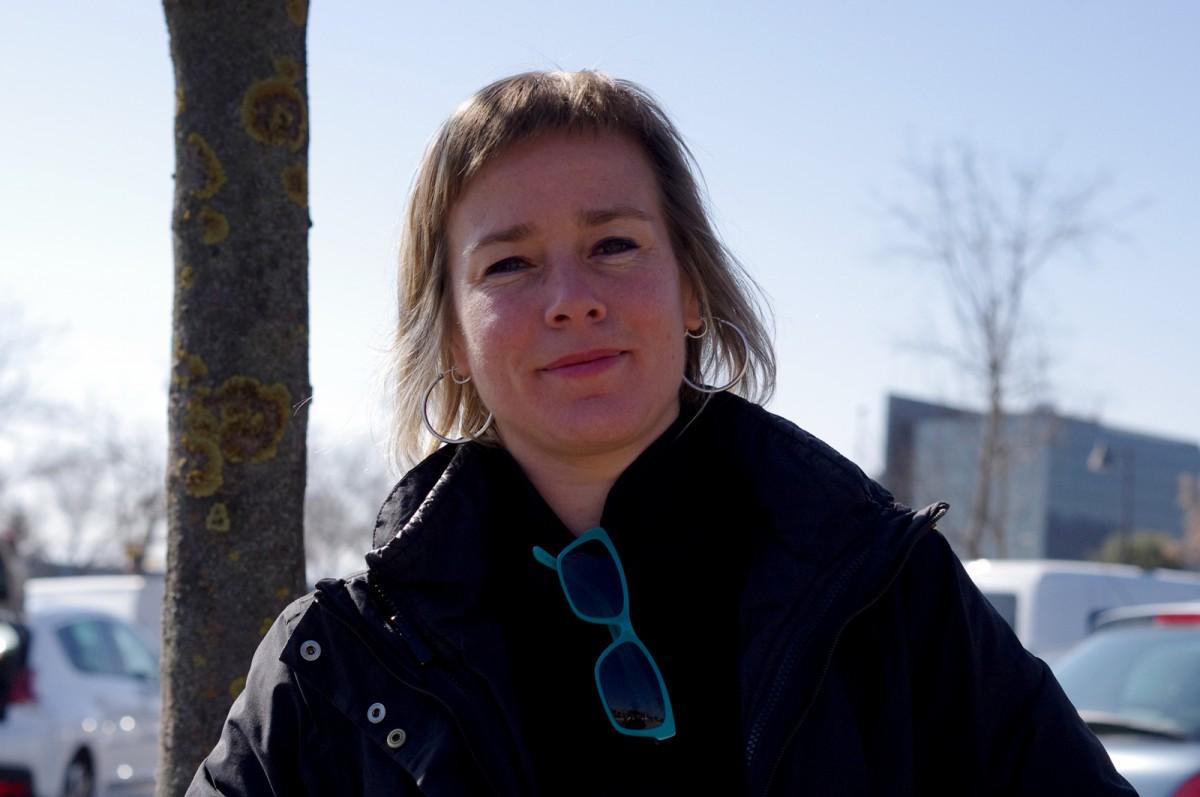 Laia Serra, autora de l'informe 'Les violències de gènere en línia'