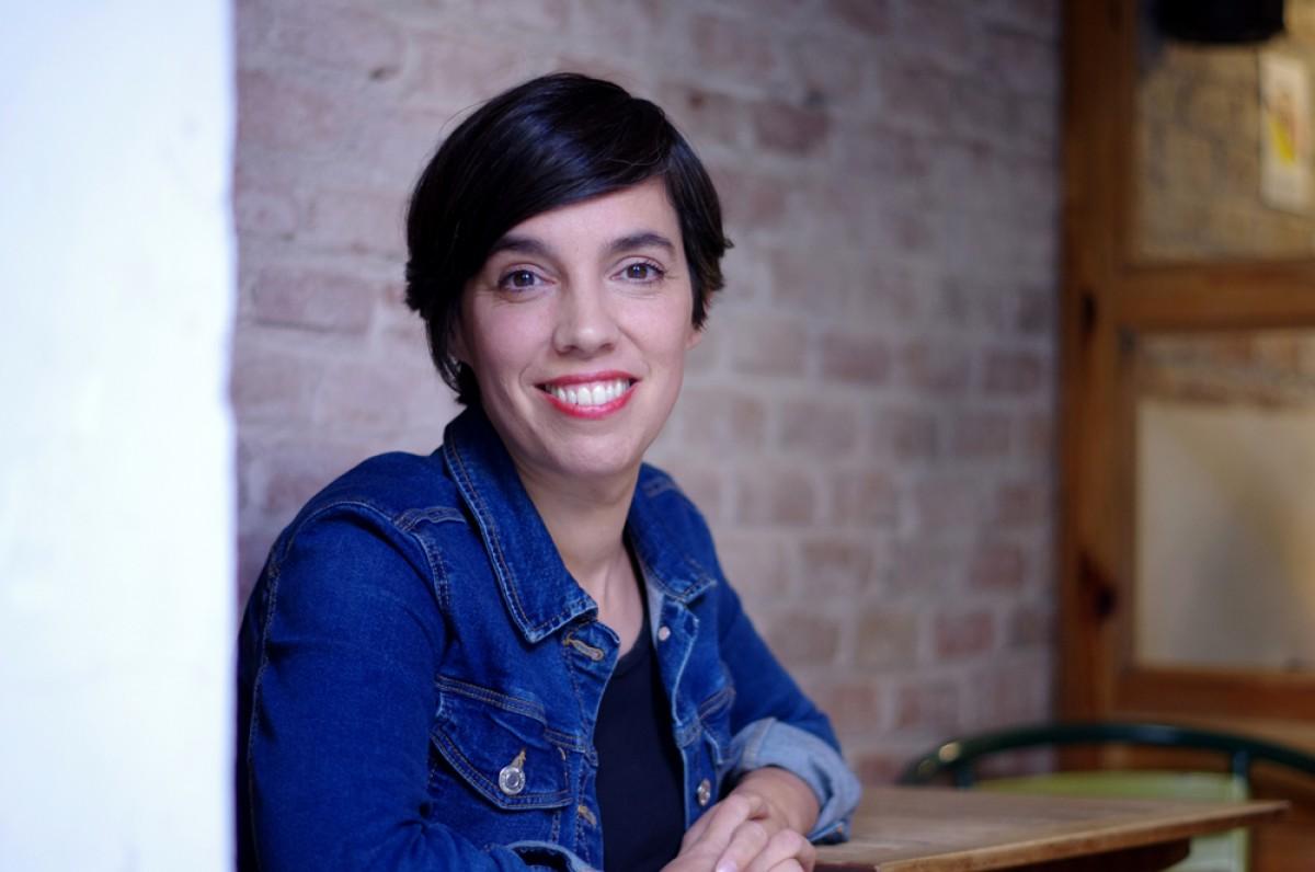 Esther Vivas defensa la maternitat des d'un punt de vista feminista, ecologista i anticapitalista