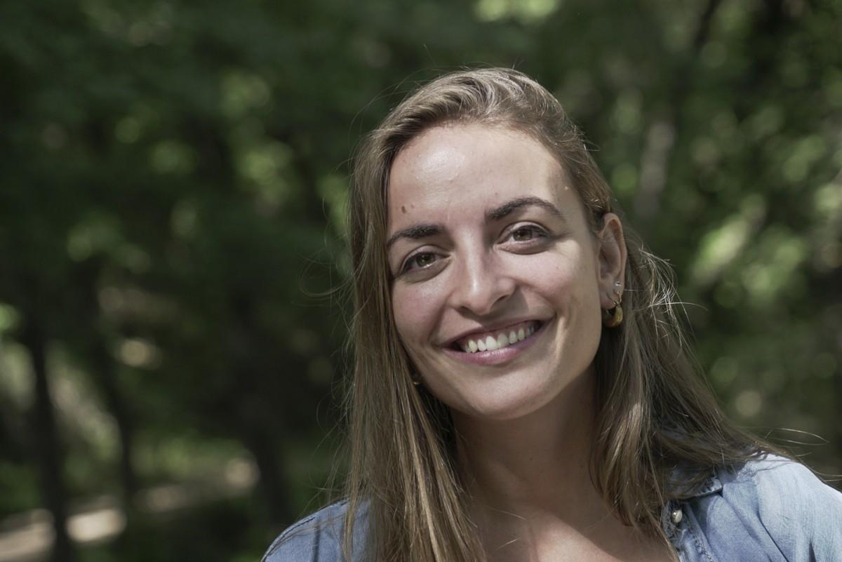 Irene Solà, autora de 'Canto jo i la muntanya balla' ha enlluernat les lectores en desbordar els patrons canònics de la novel·la.