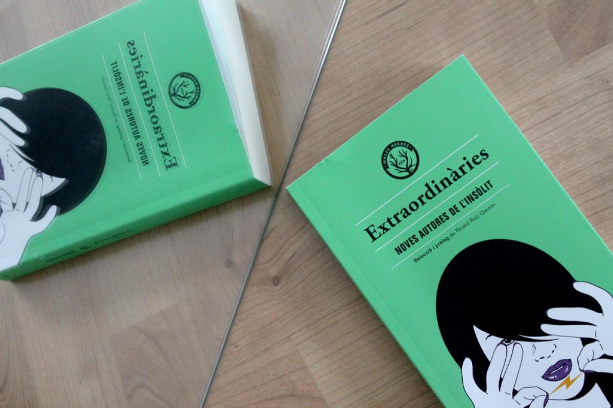 Pol Rifà ressenya 'Extraordinàries' (Males Herbes), un volum que recull quinze relats d'autores «que estan a punt de fer un gran salt endavant».
