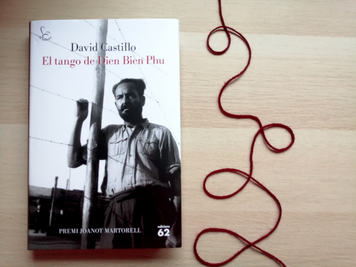 Josep Pimentel ressenya la novel·la 'El tango de Dien Bien Phu', de David Castillo, sobre l'exili llibertari