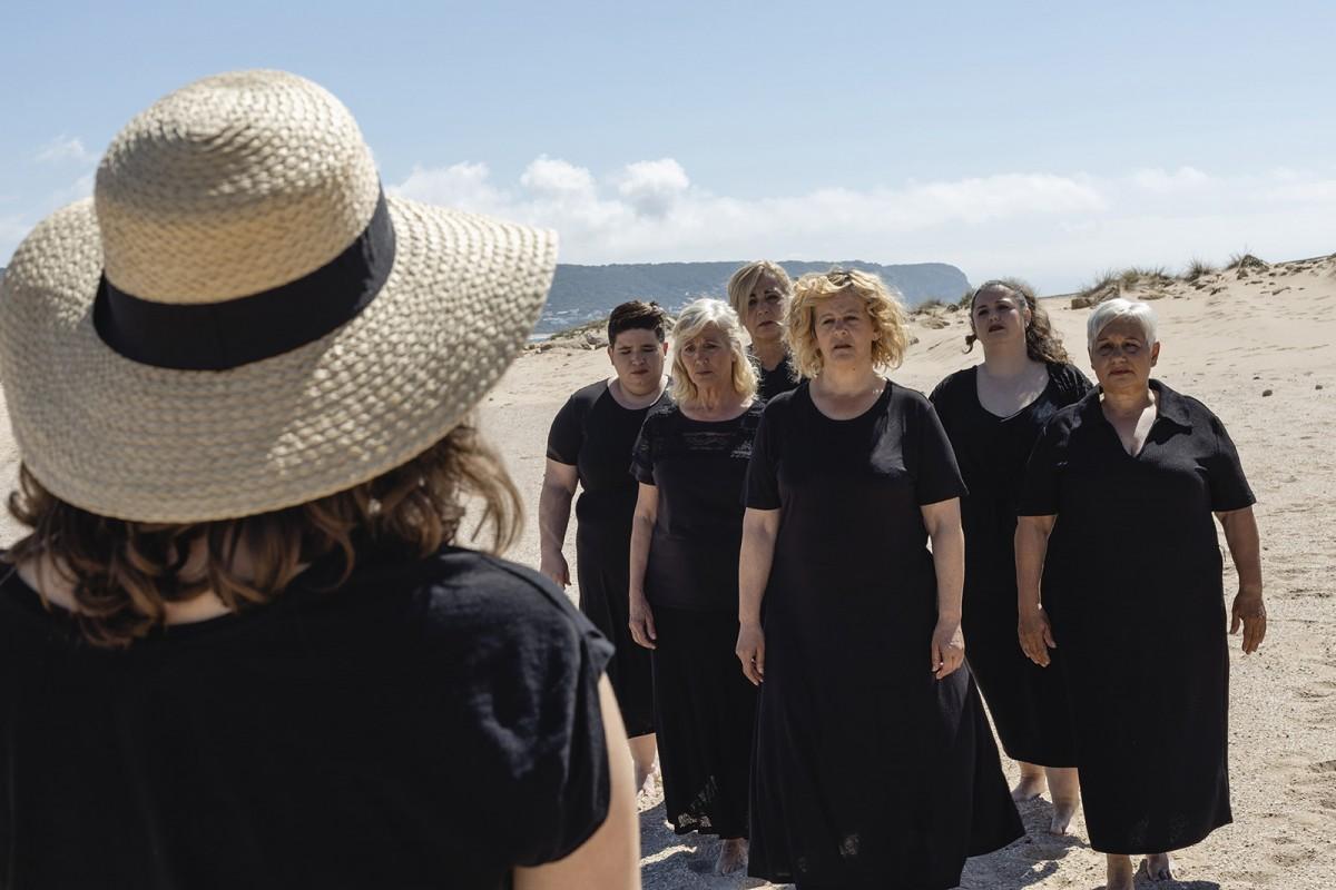 Fotograma de 'Mujereando', un dels films del festival