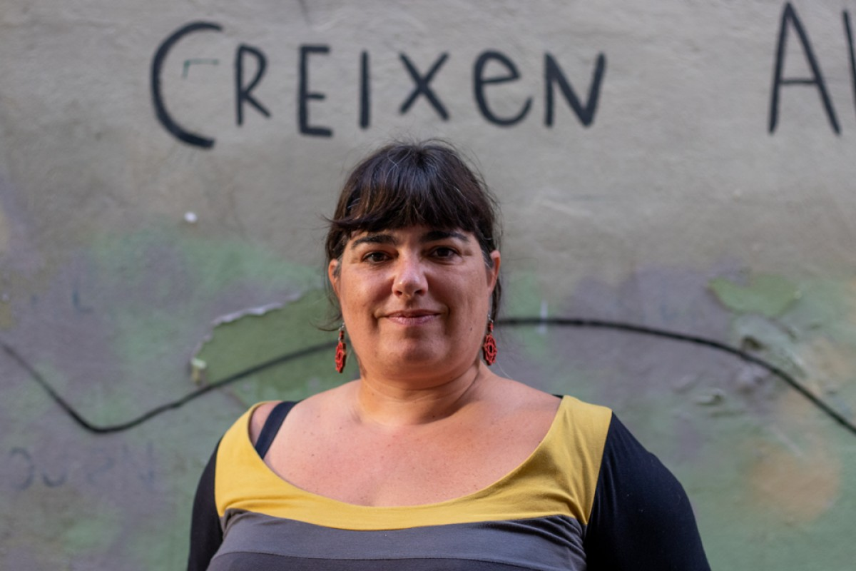 Iolanda Fresnillo és sociòloga, però el seu pas per l'Observatori del Deute en la Globalització i una quinzena d'anys com a investigadora sobre el deute la fan la fan una de les veus més expertes sobre el deute.