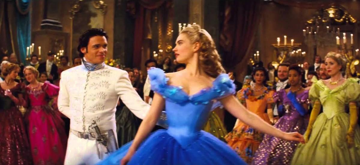 Versió de la Ventafocs que Kenneth Branagh va fer per a la Disney l'any 2015