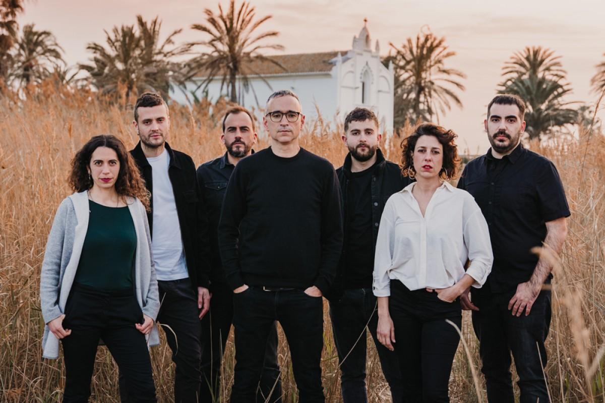 Xavi Sarrià i la seva banda, que tancaran la Festa del Riu amb el concert del dia 29