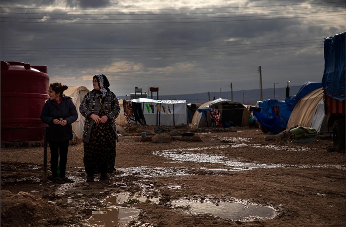 Camp de refugiats de Serekaniye